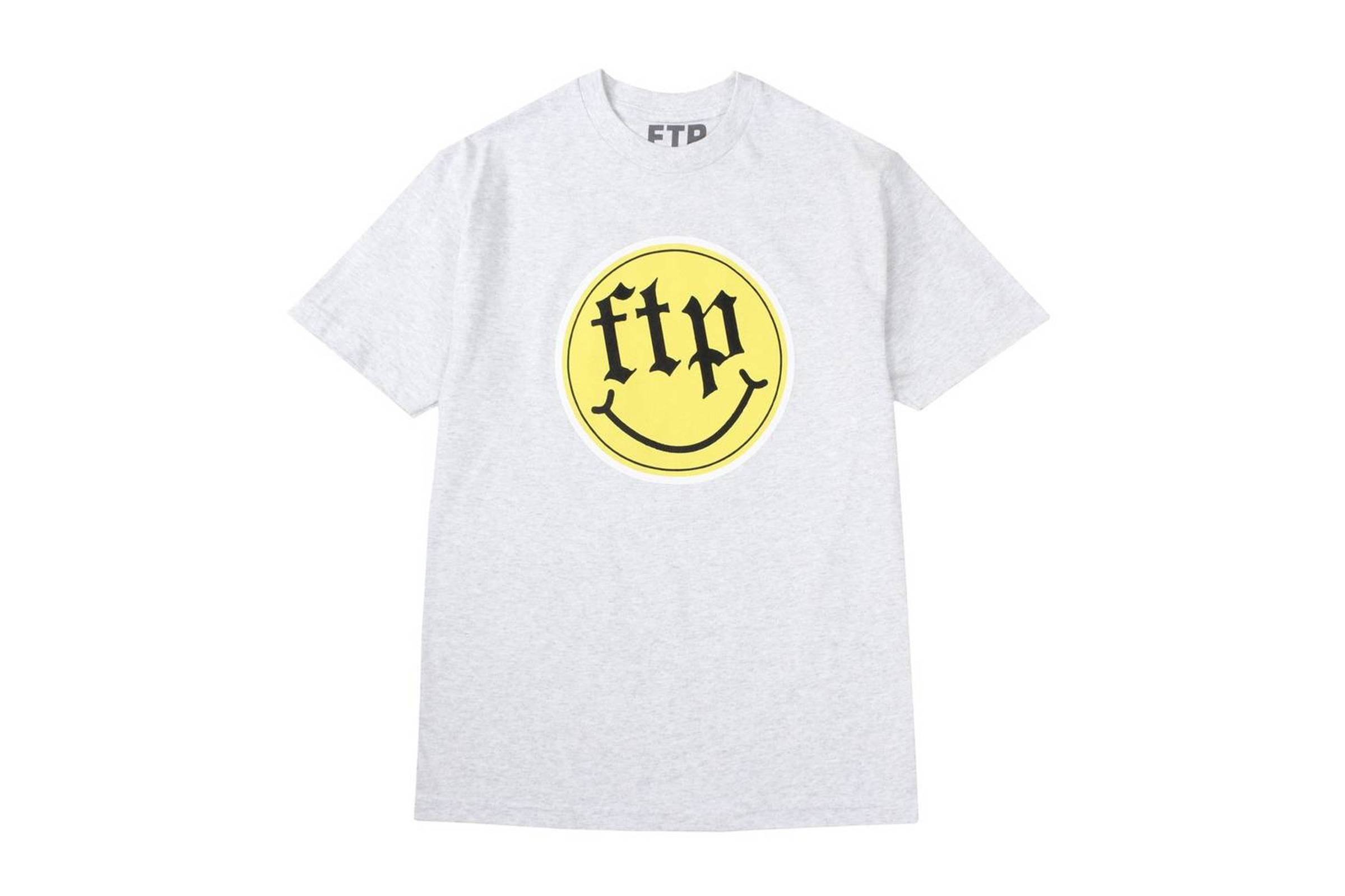 FTP Smiley Tee
