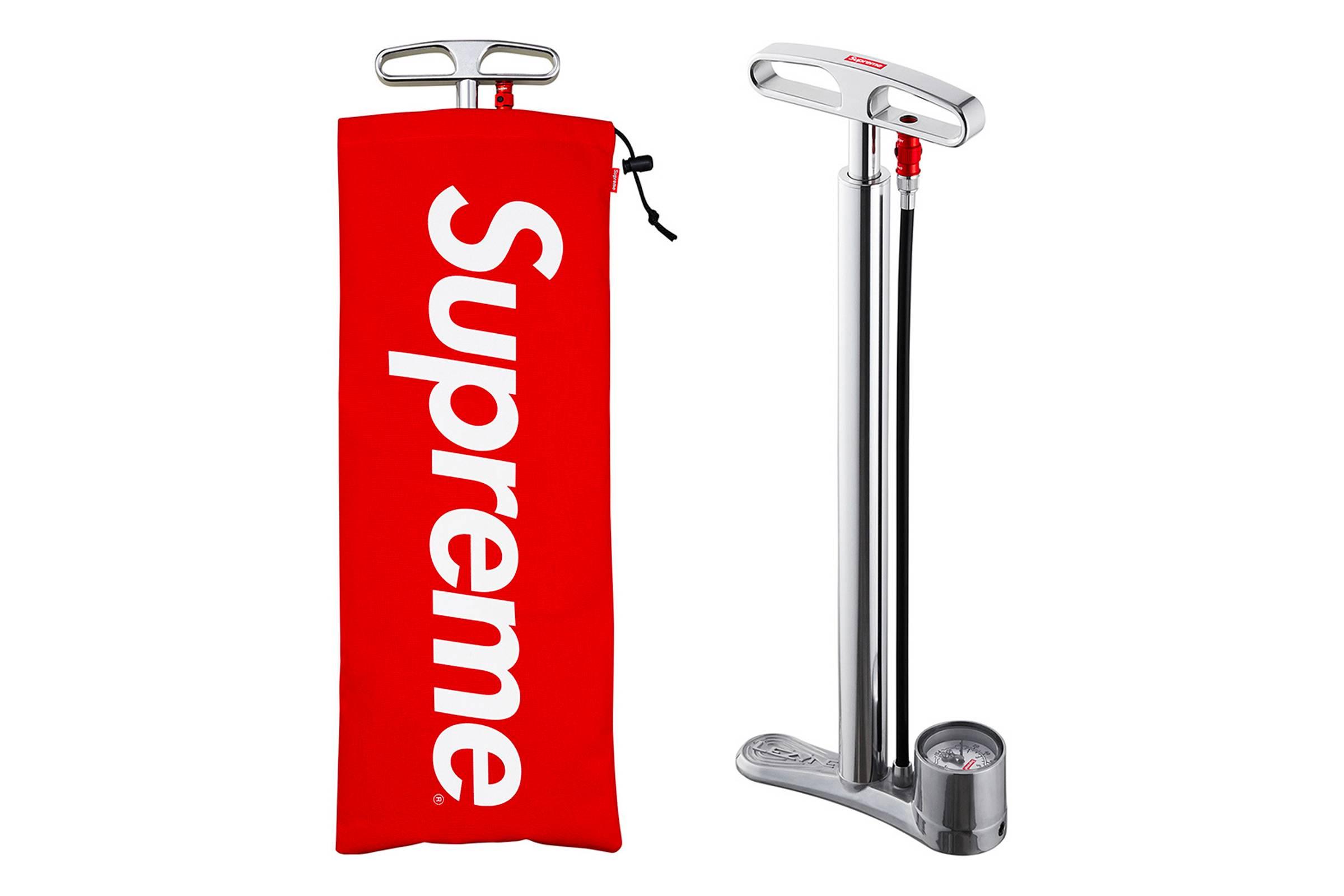 Supreme x Lezyne Bike Pump (Spring/Summer 2016)