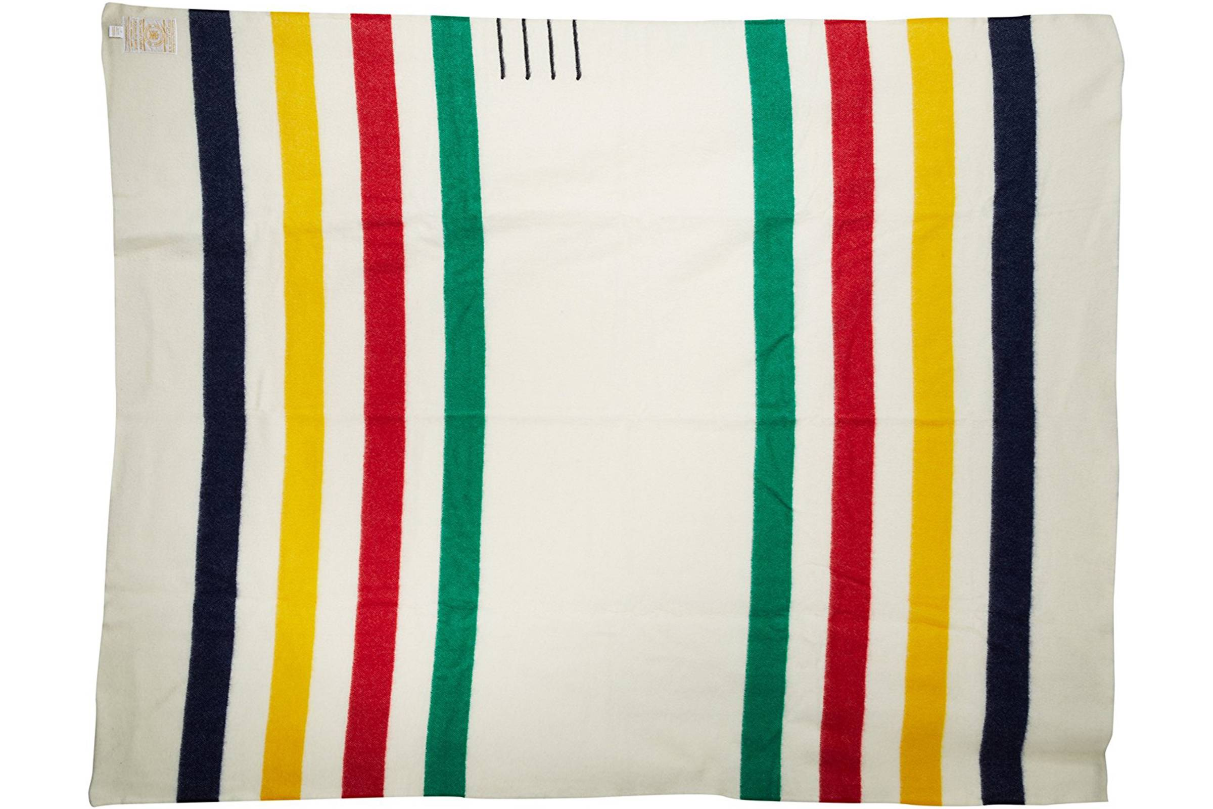 Hudson's Bay Four Stripe Blanket