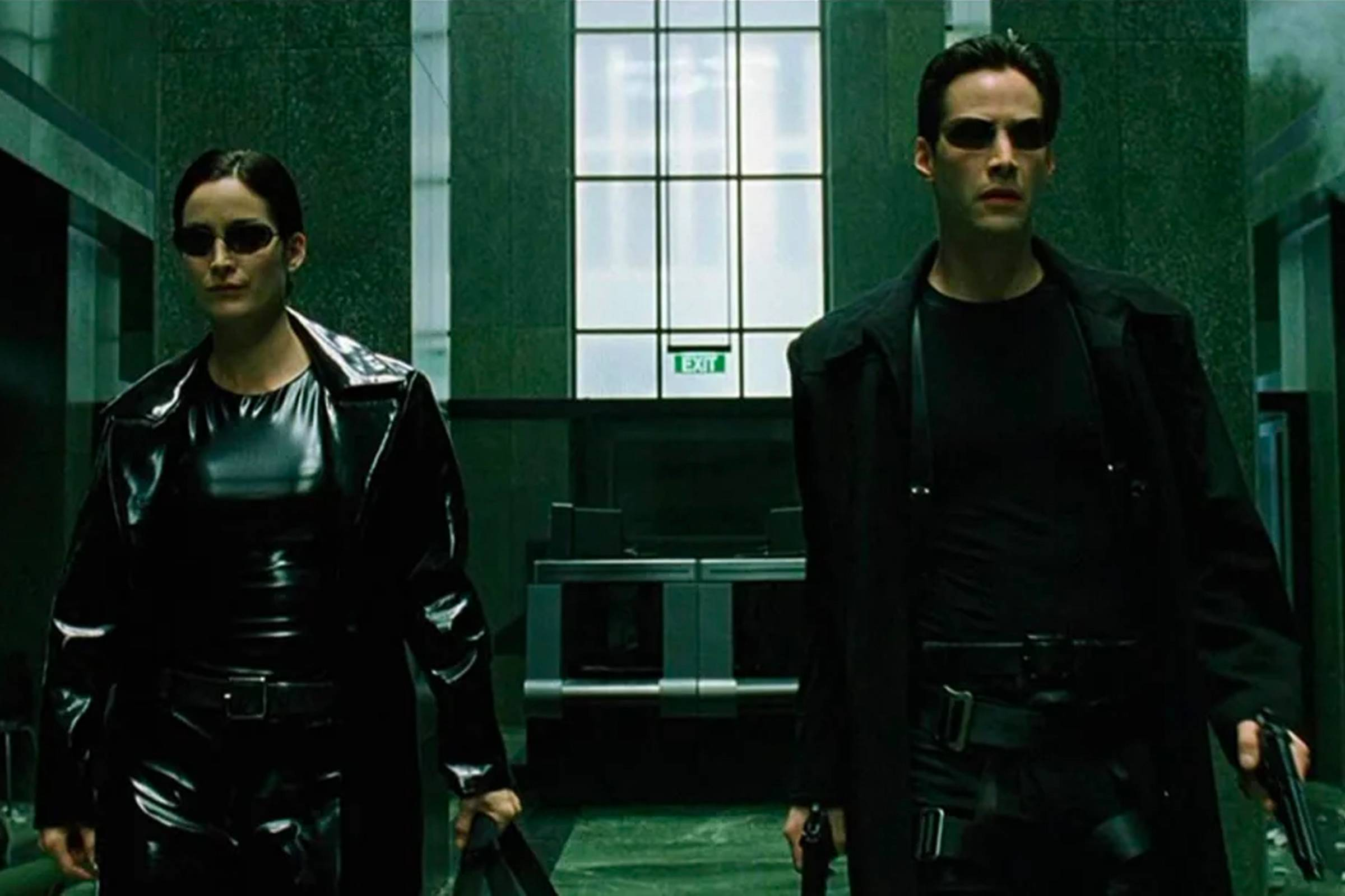 "Thomas A. Anderson / Neo (""The Matrix"", 1999)"