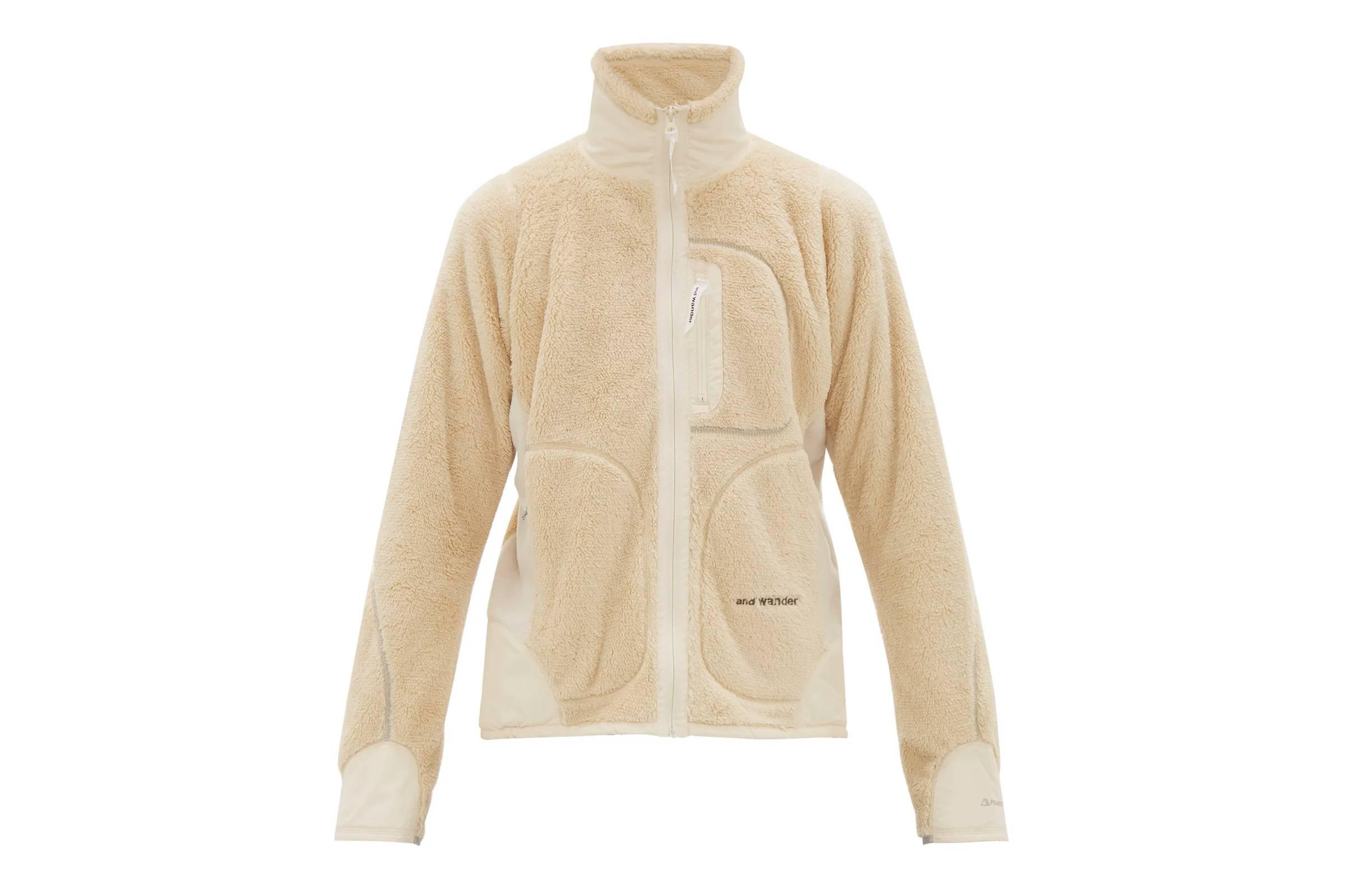 and Wander High Loft Fleece Jacket
