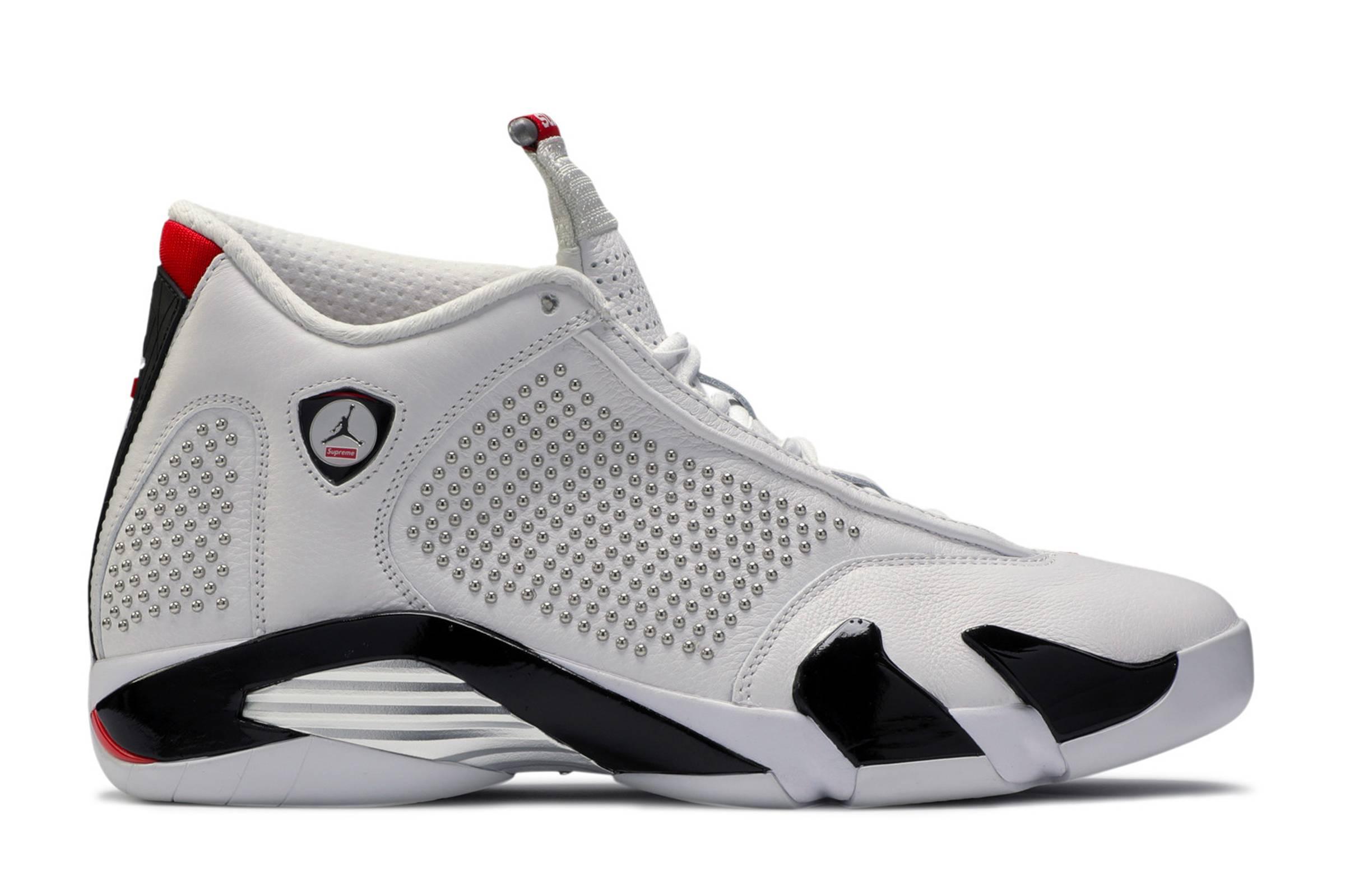 Supreme x Nike Air Jordan XIV (2019)