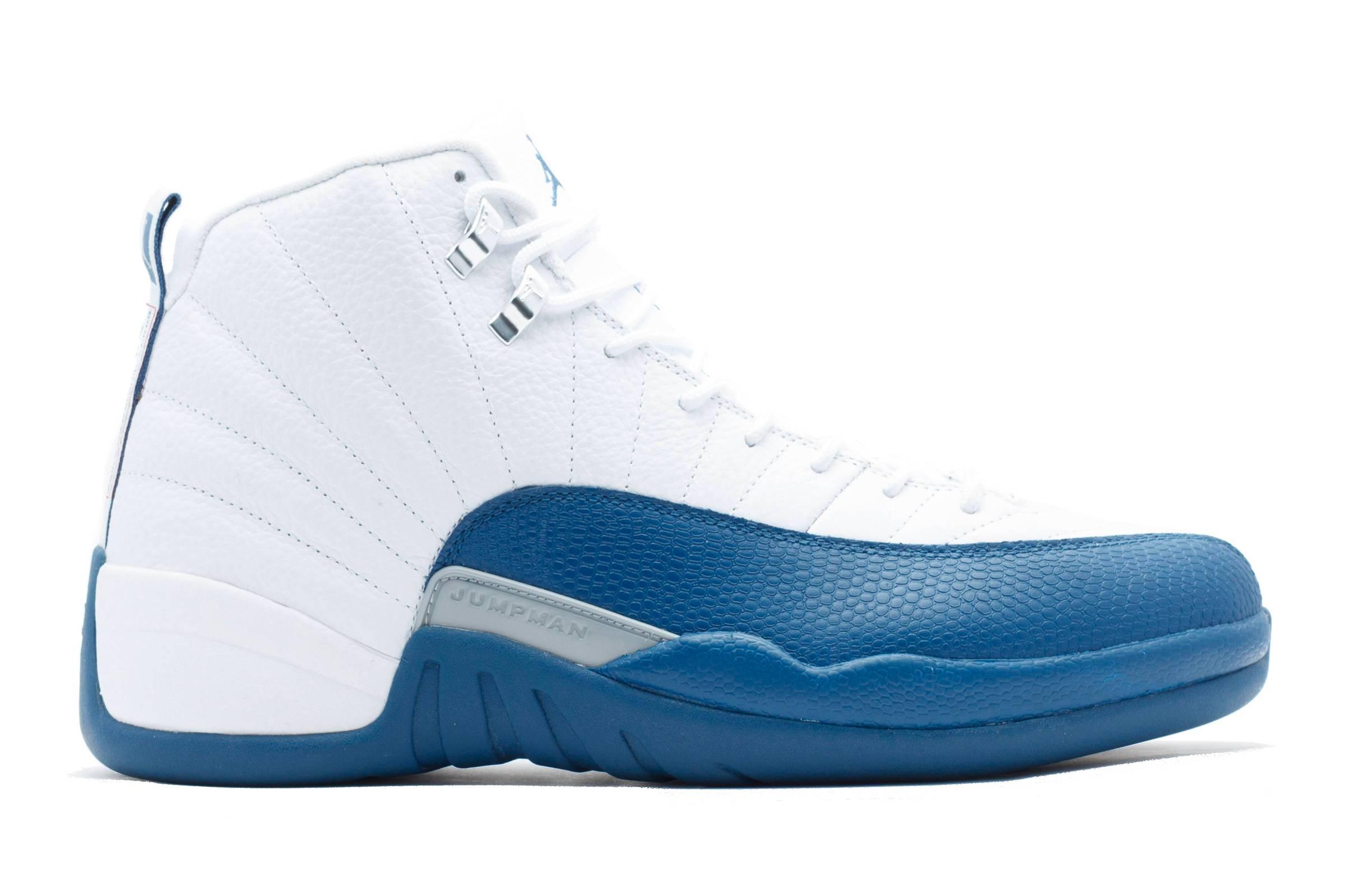 "Jordan XII ""French Blue"""