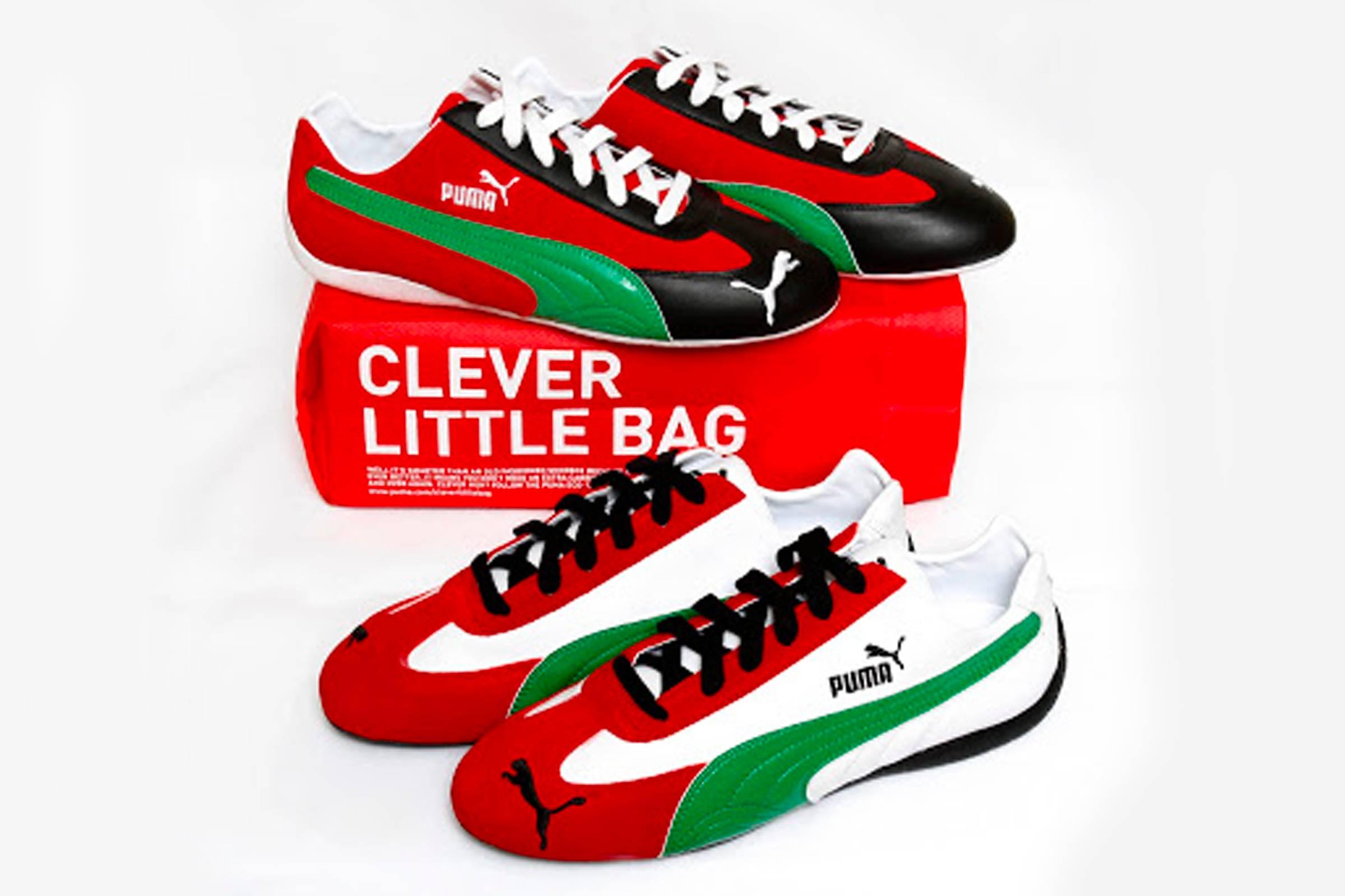 """Puma Speedcat """"UAE"""""""