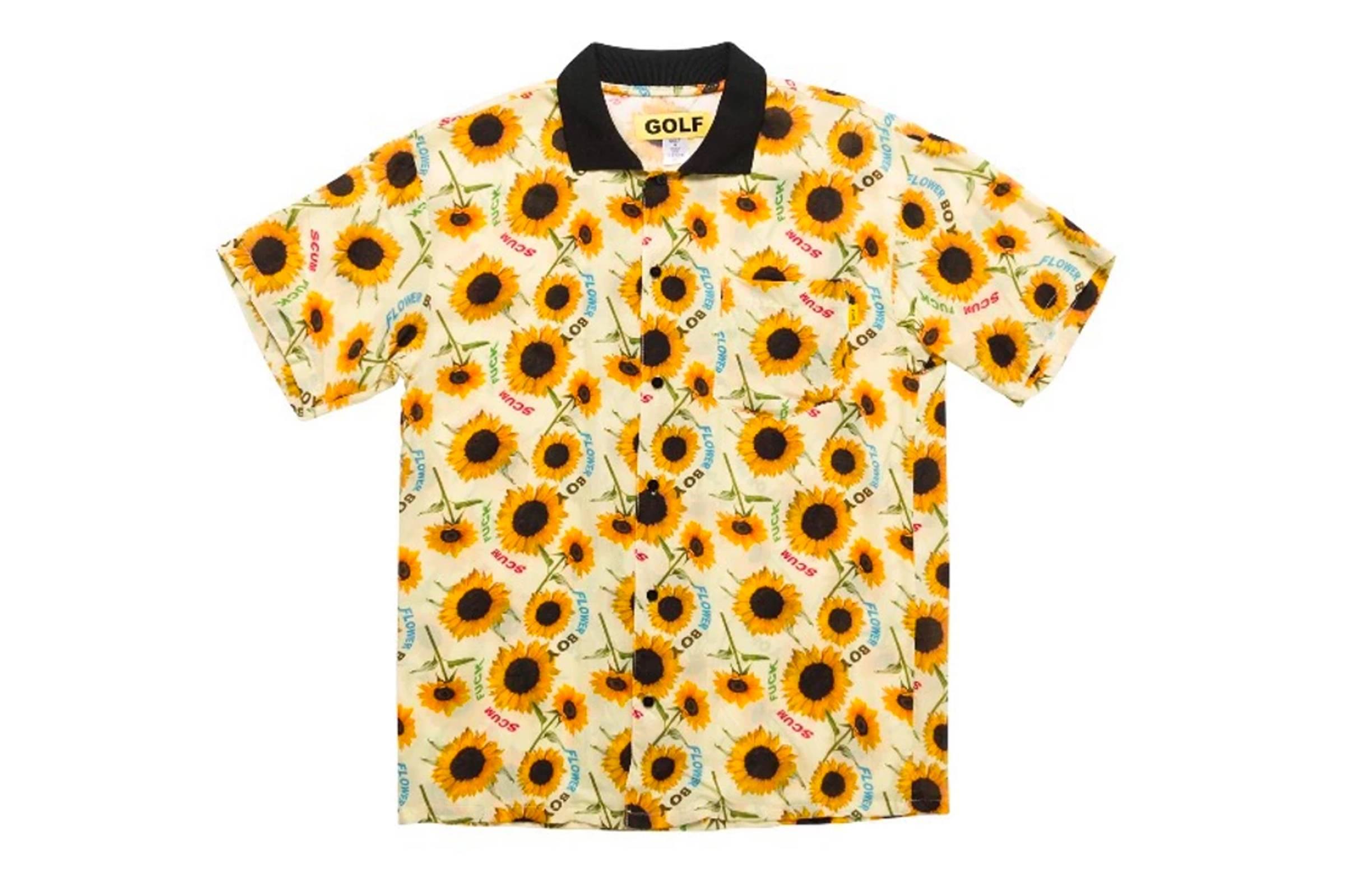 Golf Wang Sunflower Polo