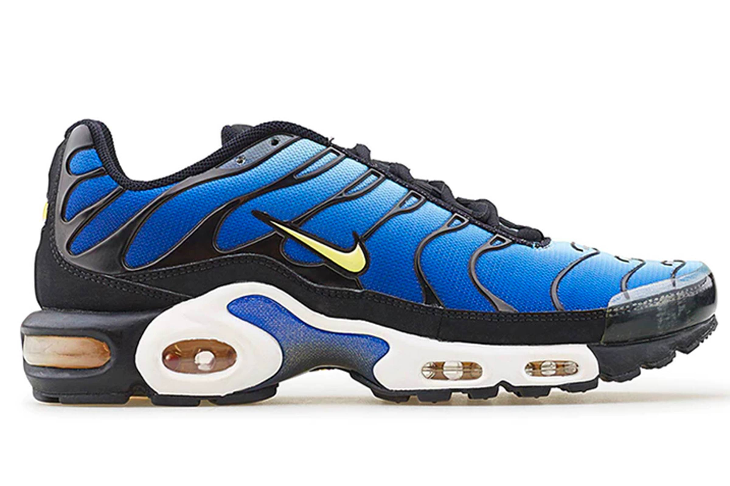 7d4f29ddeb Tuned Up: A History of the Air Max Plus - Air Max Plus History | Grailed