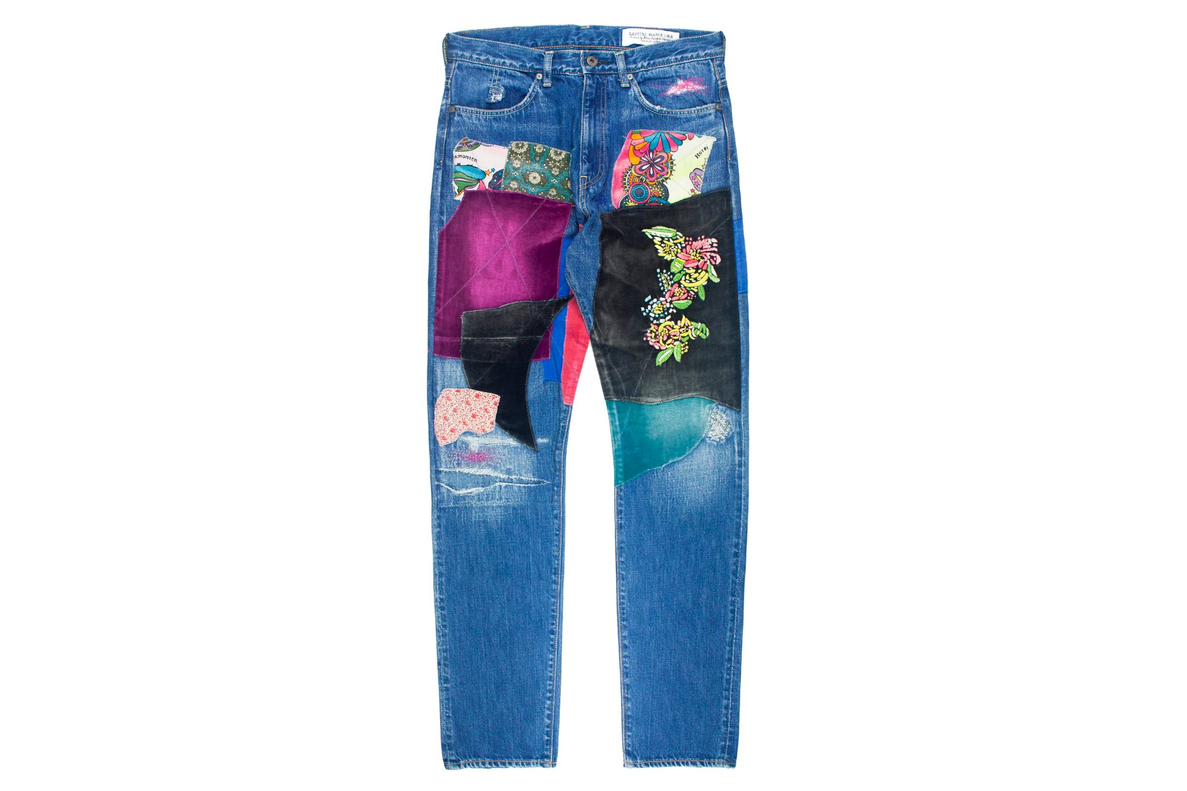 Kapital Okabilly Jeans