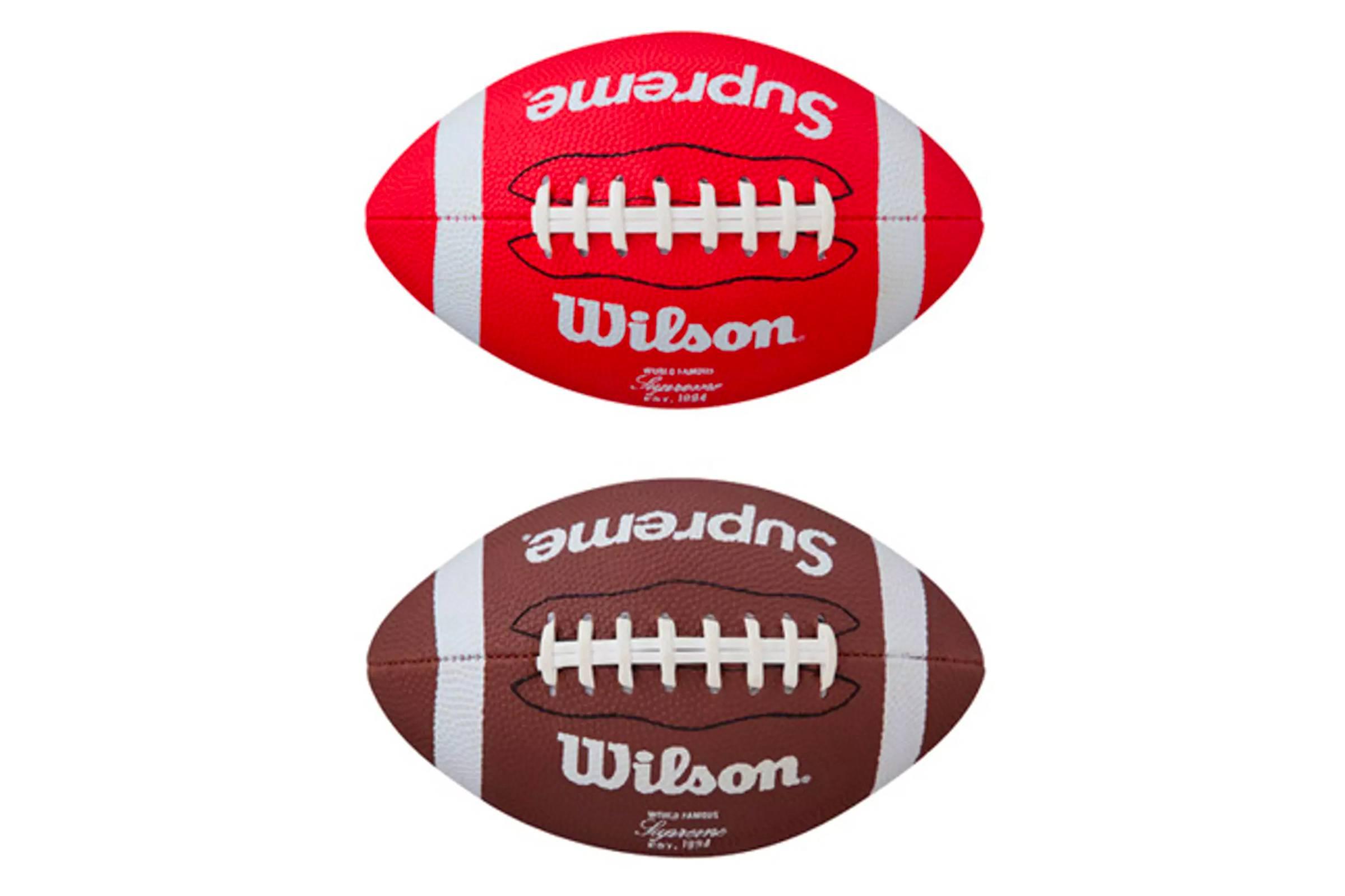 Supreme x Wilson Football (Fall/Winter 2010)
