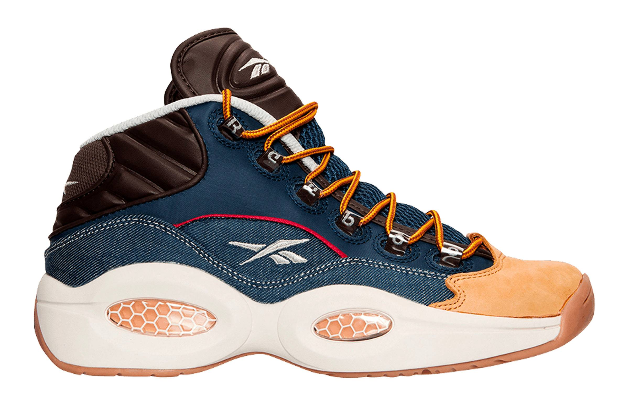 "Reebok Question ""Dress Code"""