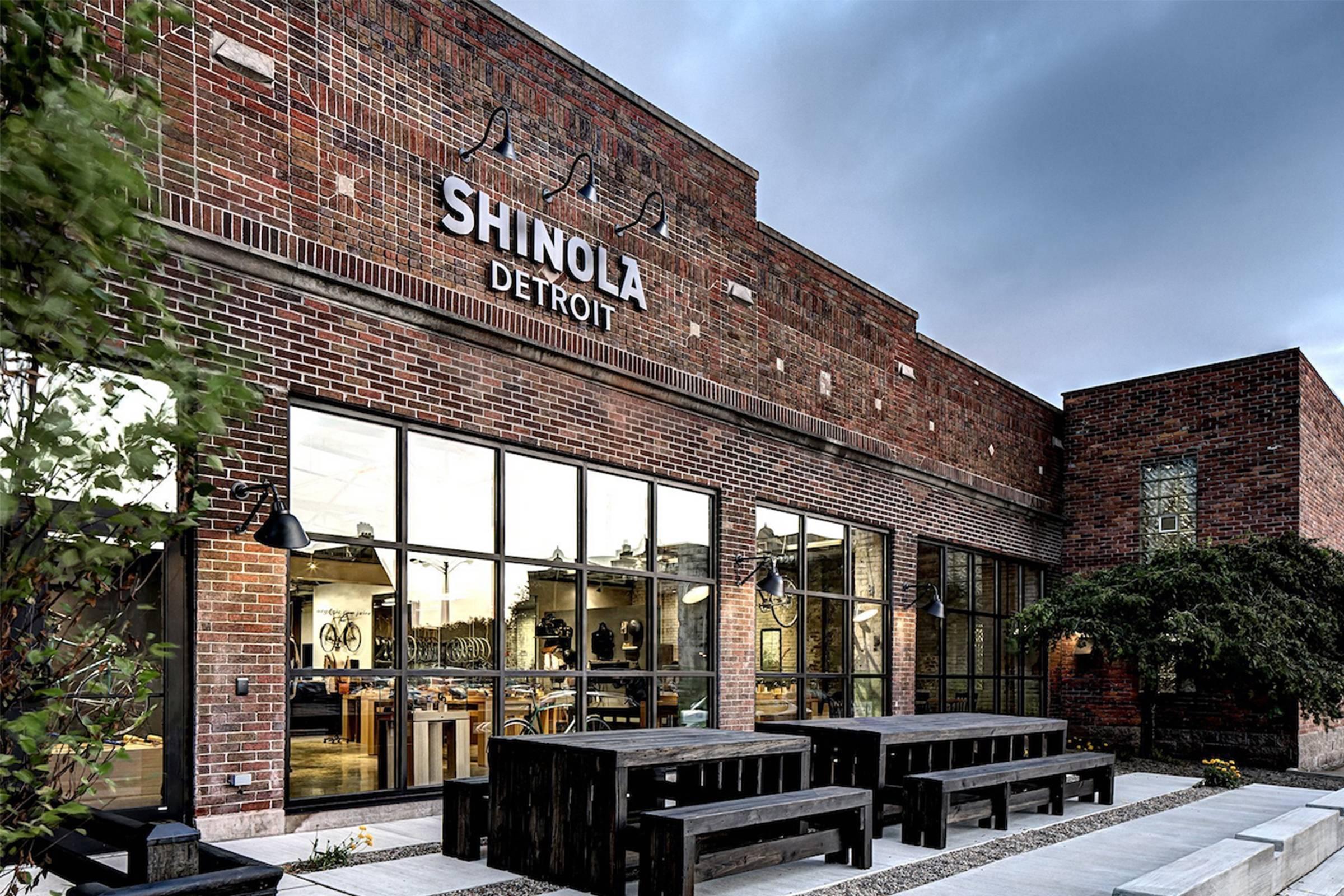 Shinola Detroit Headquarters