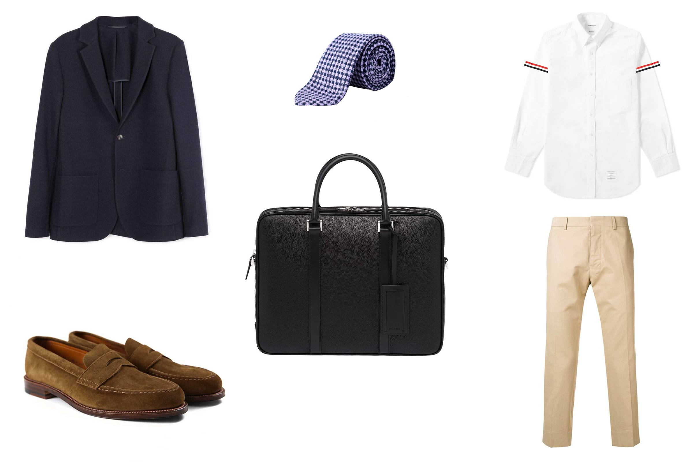 Grailed Guides: What to Wear to a Job Interview