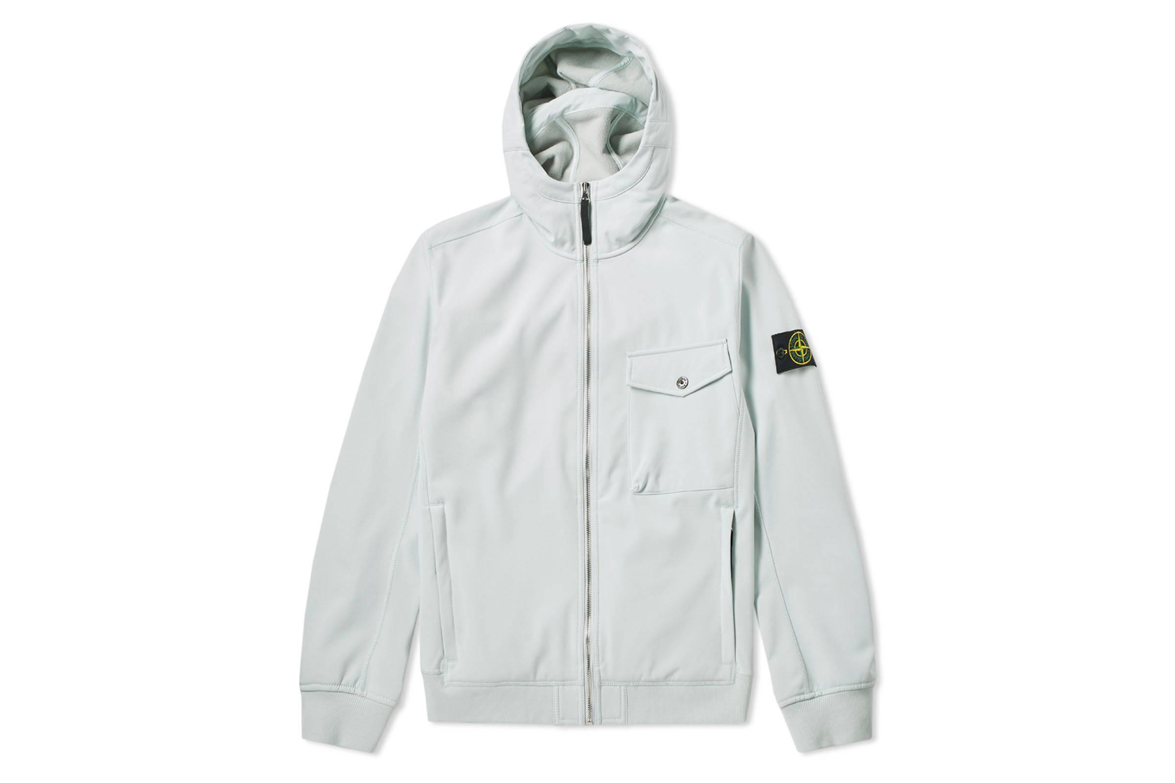 Stone Island Soft-Shell R Jacket