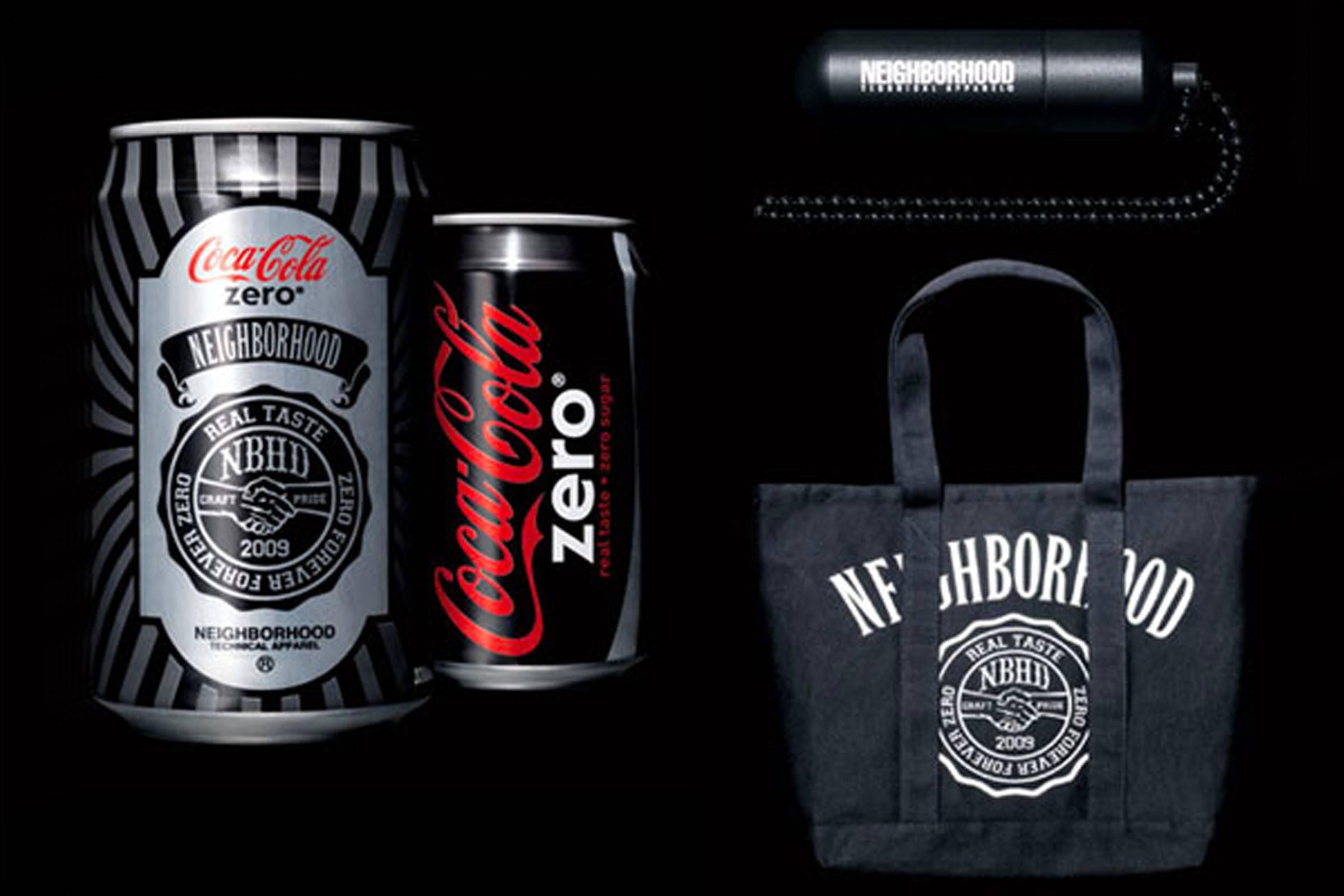 Coca-Cola Zero x Neighborhood (2009)