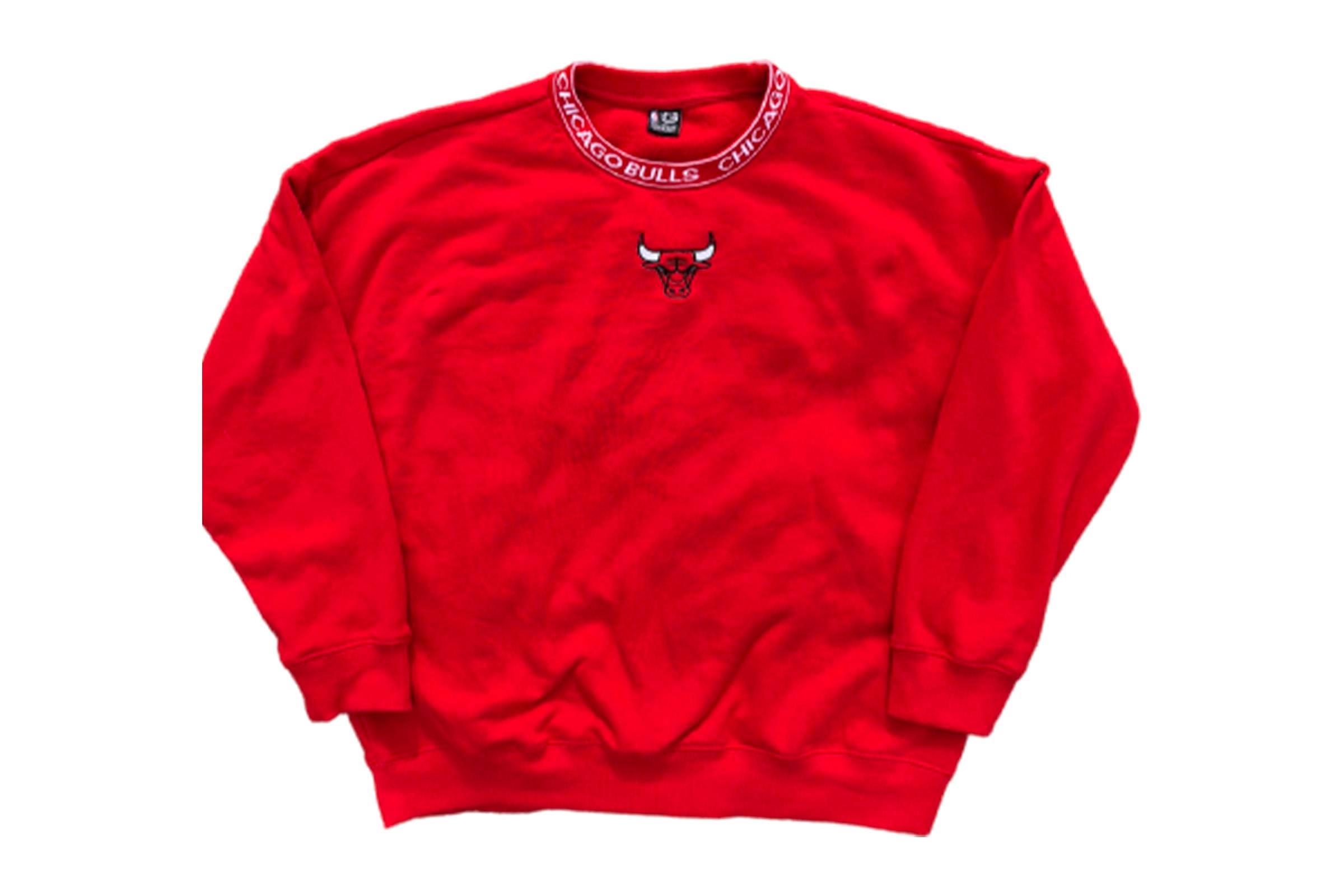Vintage Chicago Bulls Crewneck