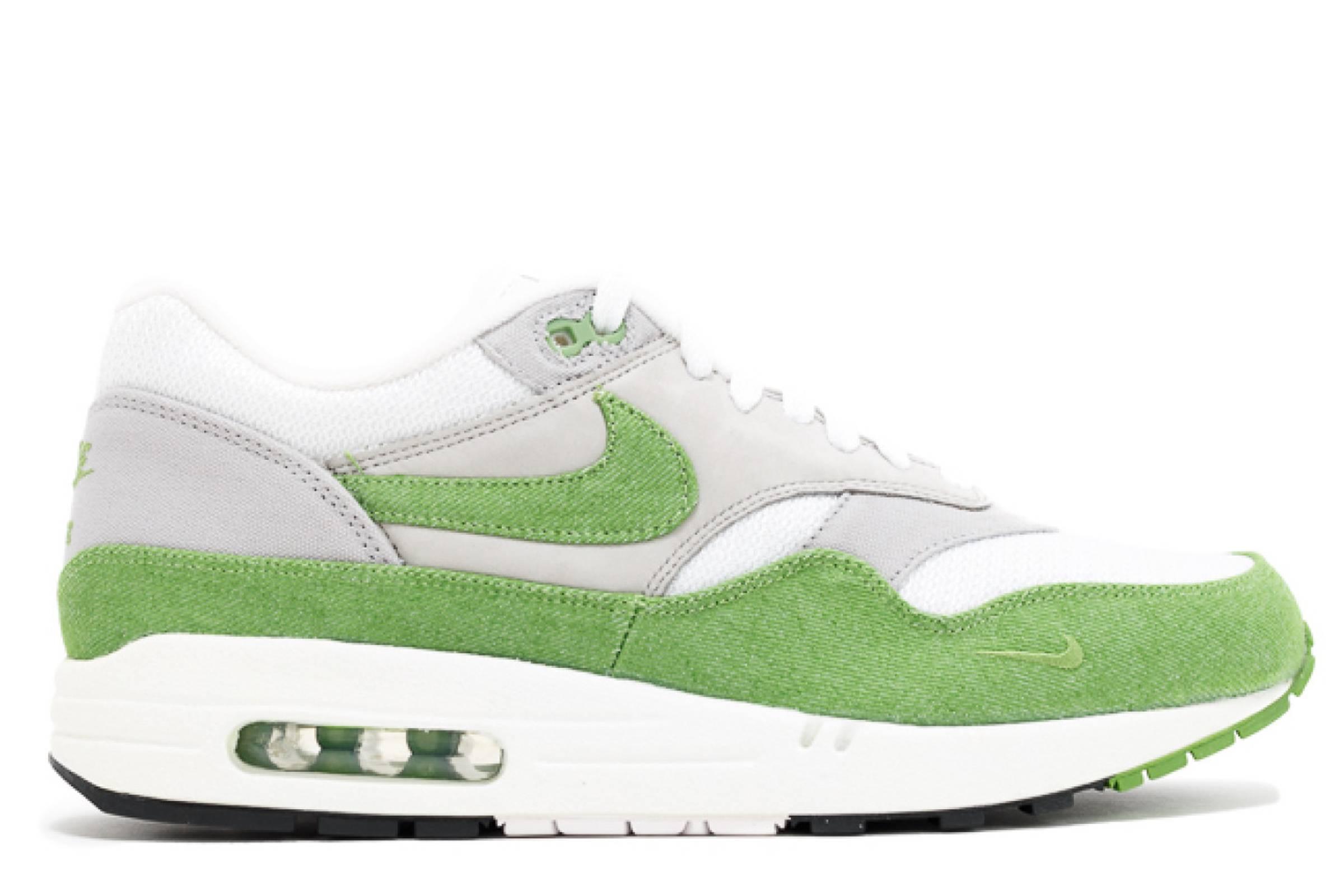 sports shoes a511b 1c2f1 ... Nike x Patta Air Max 1 Chlorophyll (2009) ...