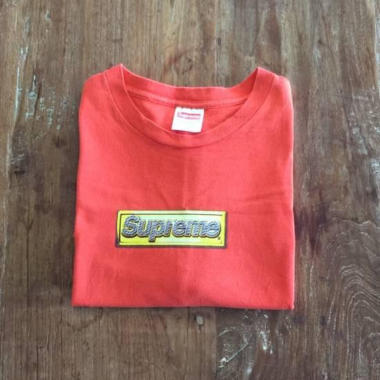 Supreme 1998 Bling Box Logo Tee Size US M / EU 48-50 / 2 - 2