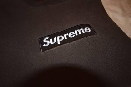 Supreme Supreme Brown Box Logo Crewneck 2005 Size US XL / EU 56 / 4 - 8