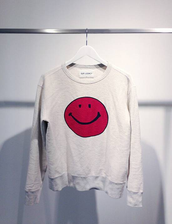 Our Legacy Our Legacy Smile Sweat Size US S / EU 44-46 / 1 - 1