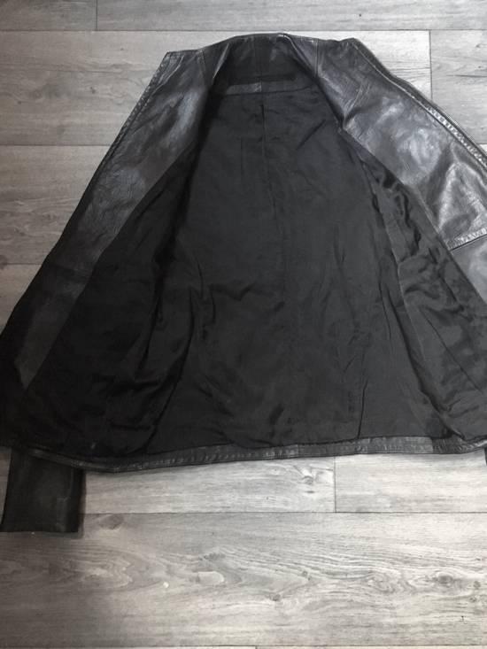Julius FW2016 Julius Calf Leather Jacket Size US S / EU 44-46 / 1 - 9