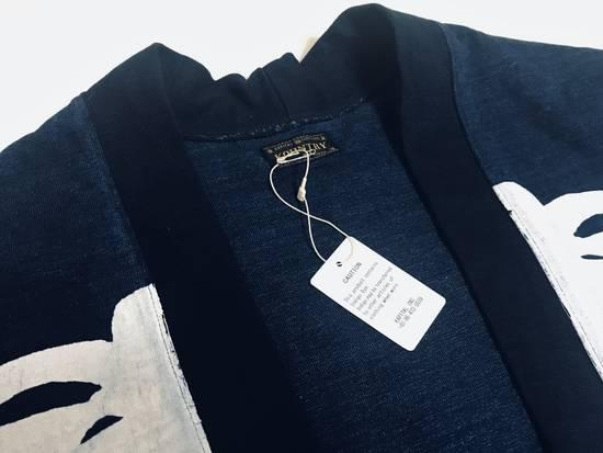 Kapital KAPITAL IDG indigo kakashi cardigan kimono bone Japan 2 Size US M / EU 48-50 / 2 - 5