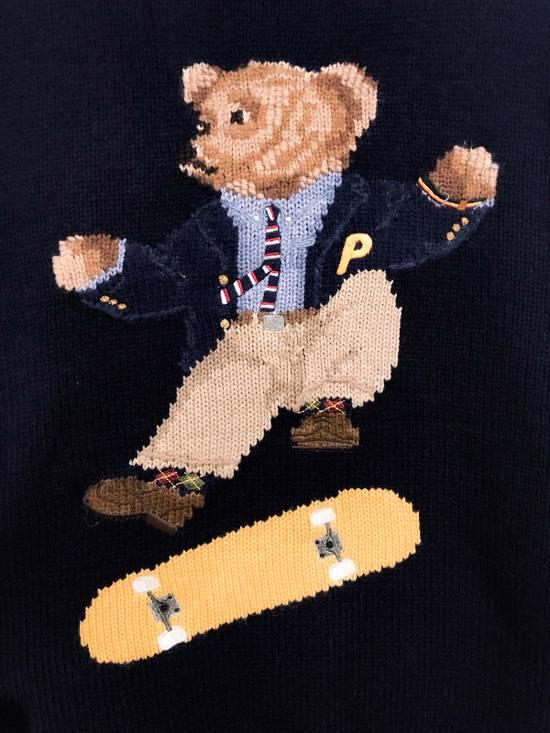 Polo Ralph Lauren Heelflip Teddy Bear Sweater Size US M / EU 48-50 / 2 - 1
