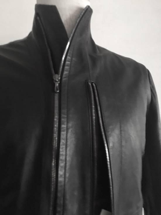 Julius FW2016 Julius Calf Leather Jacket Size US S / EU 44-46 / 1 - 5