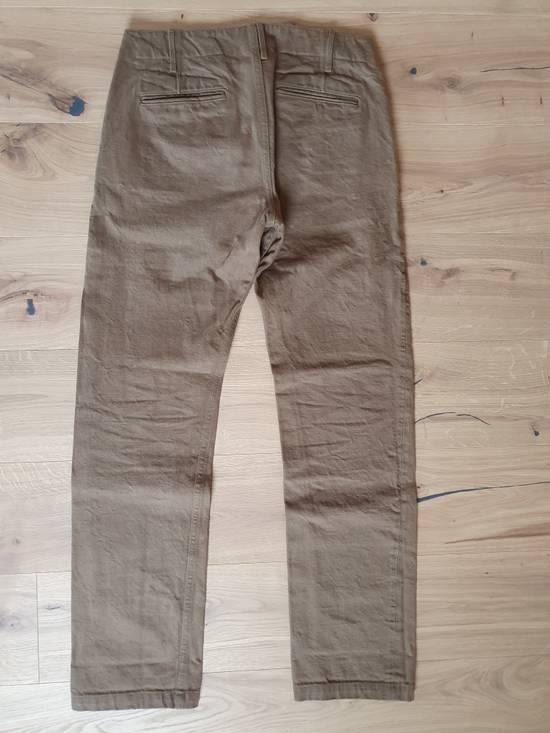 Samurai Jeans SAMURAI JEANS SJ42CP 15OZ. HEAVY CHINO PANTS Size US 35 - 3