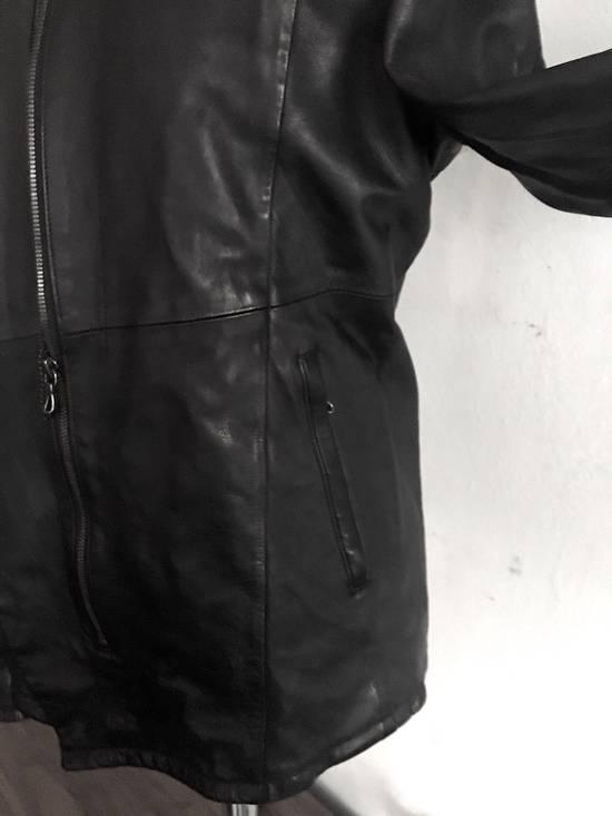 Julius FW2016 Julius Calf Leather Jacket Size US S / EU 44-46 / 1 - 6