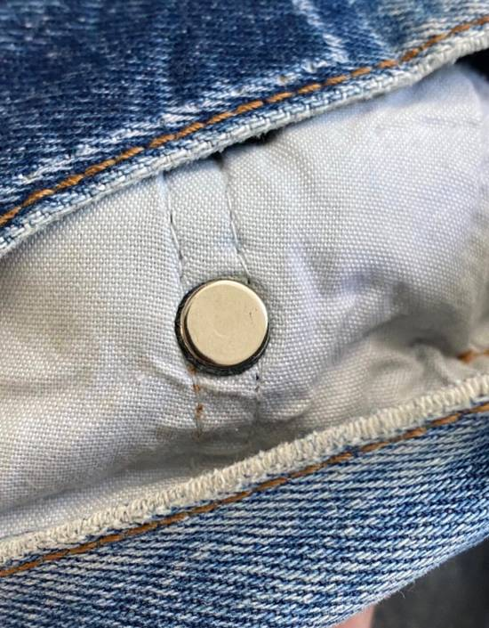 Chrome Hearts Chrome hearts cross patch denim jeans Size US 34 / EU 50 - 5