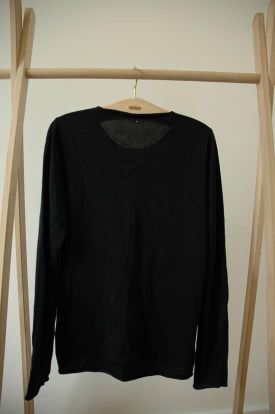 Label Under Construction Twisted Seam Knit Size US M / EU 48-50 / 2 - 3