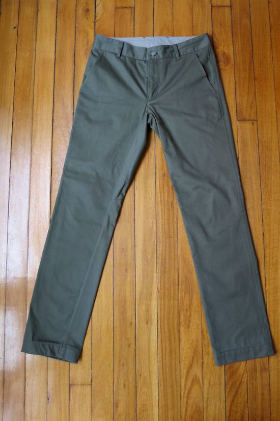 Outlier Nyco Slims - Olive Size US 31 - 1