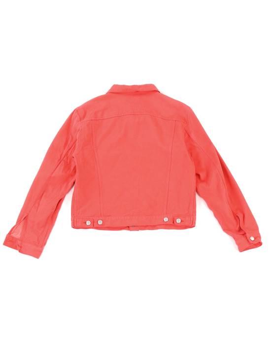 Helmut Lang Raw Silk Denim Jacket Size US M / EU 48-50 / 2 - 1