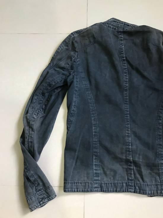 Julius SS12 vintage blue gray denim jacket Size US M / EU 48-50 / 2 - 10
