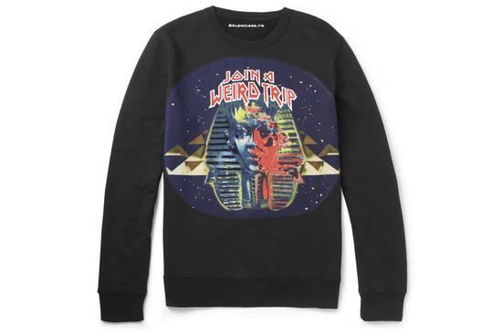 Balenciaga Join a Weird trip sweatshirt Size US XS / EU 42 / 0 - 5