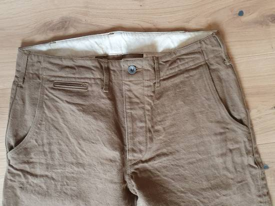 Samurai Jeans SAMURAI JEANS SJ42CP 15OZ. HEAVY CHINO PANTS Size US 35 - 1