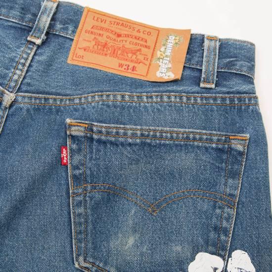 Levi's Denim tears x Vintage Levi's Jean Size US 34 / EU 50 - 5