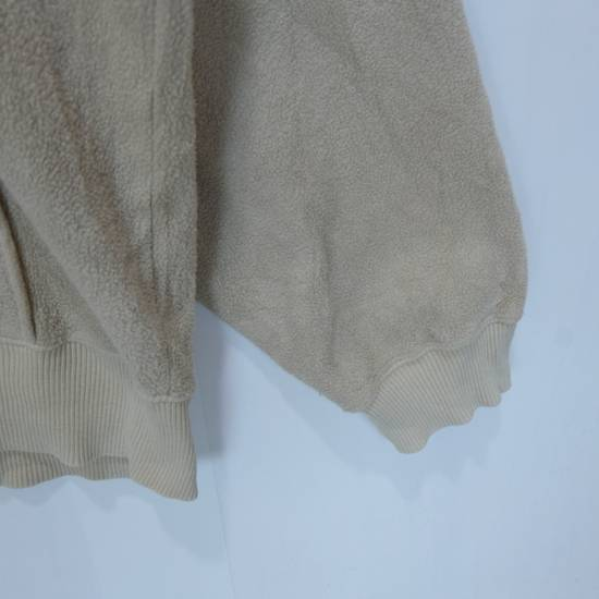 Uniqlo Vintage 90's UNIQLO Zipper Up Fleece Hoodie Sweatshirts Size US L / EU 52-54 / 3 - 5