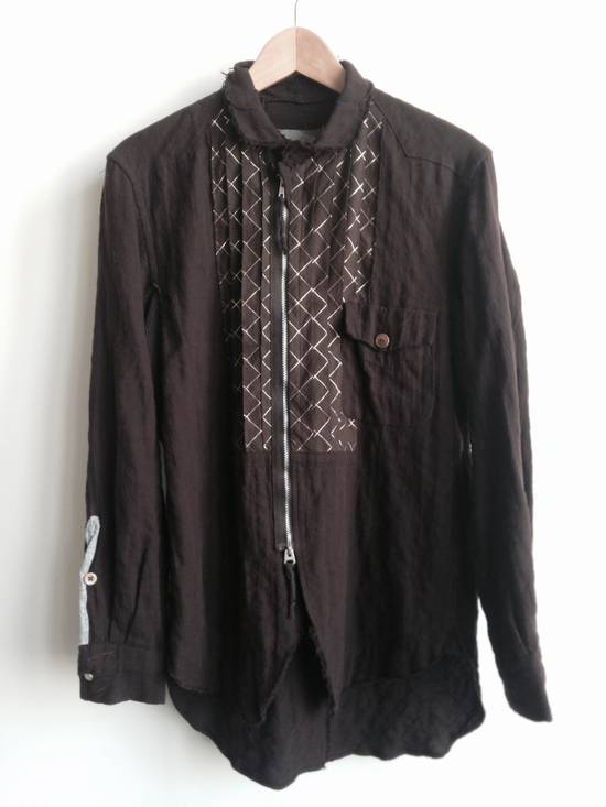 Takahiromiyashita The Soloist. Zipper Work Shirt Jacket Size US M / EU 48-50 / 2
