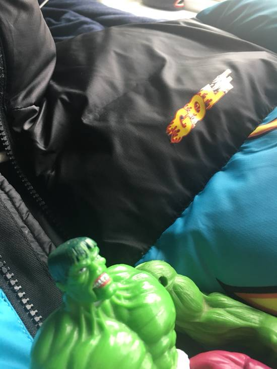 Golf Wang Flame Puffer Jacket | Grailed