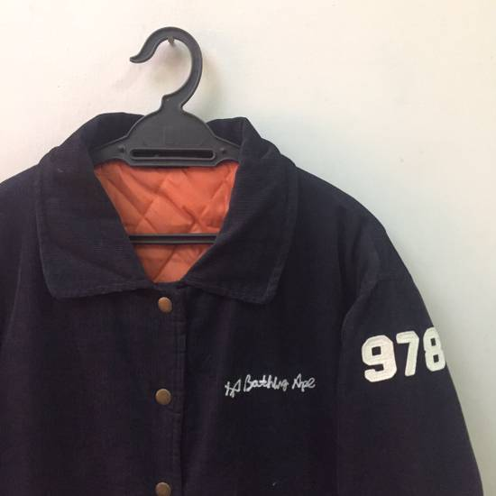Bape 💥OFFER ME💥Vintage OG Bape Corduroy 978 General Made Varsity Size US M / EU 48-50 / 2 - 7