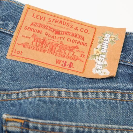Levi's Denim tears x Vintage Levi's Jean Size US 34 / EU 50 - 6