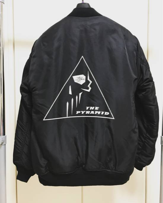 Raf Simons THE PYRAMID BOMBER JACKET Size US L / EU 52-54 / 3