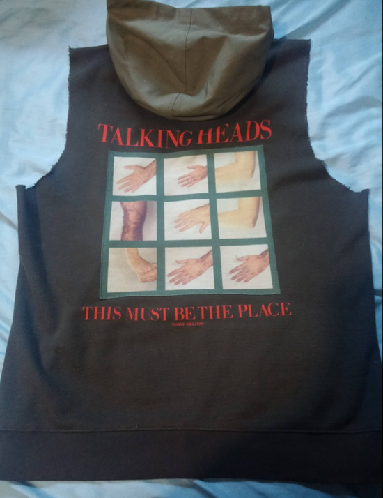 Undercover Talking Heads Hoodie S/S 2013 Size US M / EU 48-50 / 2 - 5