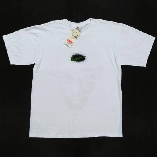 Nike Vintage Nike x Dennis Rodman big logo green head shirt Size US L / EU 52-54 / 3 - 1