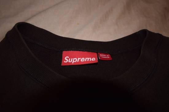Supreme Supreme Brown Box Logo Crewneck 2005 Size US XL / EU 56 / 4 - 6