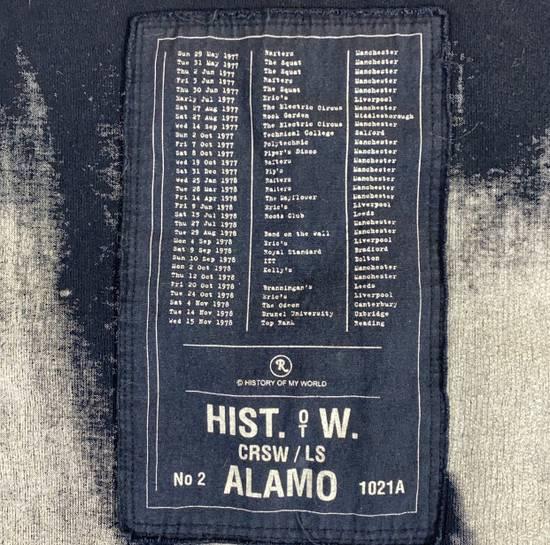 Raf Simons Alamo patched crewneck from A/W05-06 Size US XL / EU 56 / 4 - 2