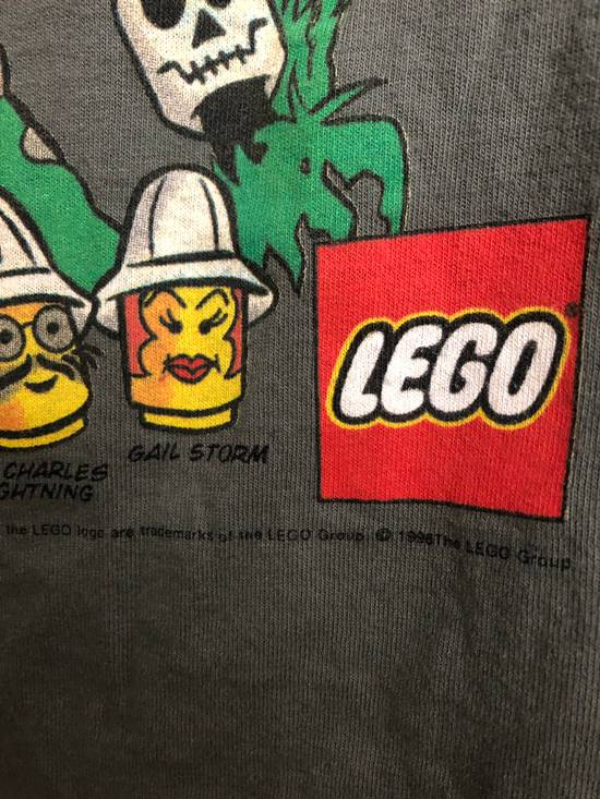 Vintage Vintage LEGO Jungle Adventures olive green t-shirt Size US M / EU 48-50 / 2 - 5