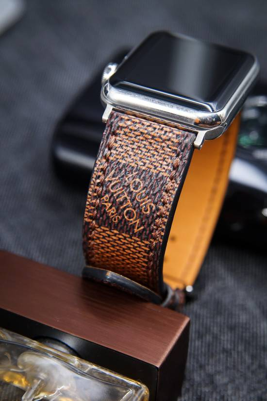 42MM / 38MM Link Bracelet For Apple Watch Band Series 3/2/1 Stainless Steel Strap With Butterfly