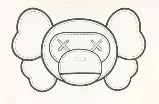 Bape Bape Kaws logo shirt/bape collaboration/bape head/nigo Size US S / EU 44-46 / 1 - 2