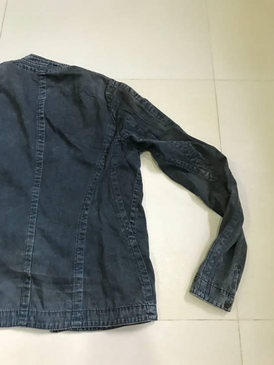 Julius SS12 vintage blue gray denim jacket Size US M / EU 48-50 / 2 - 11